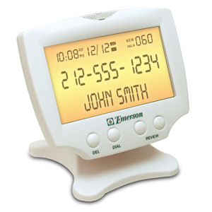 Emerson Large Display Talking Caller ID