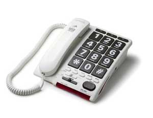 Serene Innovations Hi-Definition HD-60J Amplified Phone
