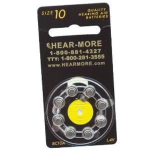 Rayovac Hearing Aid Batteries 10A