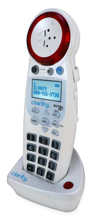 Clarity XLC3.6+HS Expandable Handset
