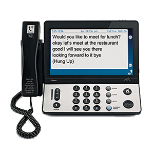 CapTel 2400i Captioned Telephone