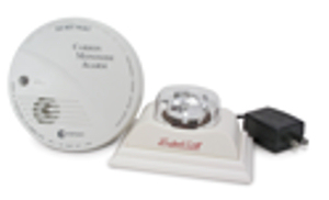 Carbon Monoxide Detector (with strobe)