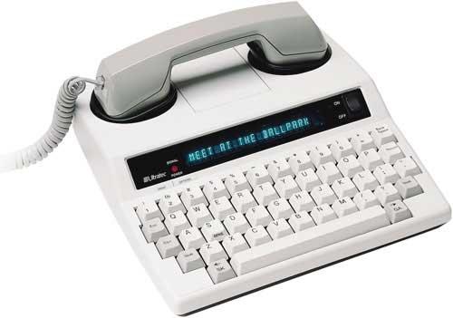 Ultratec Minicom IV TTY