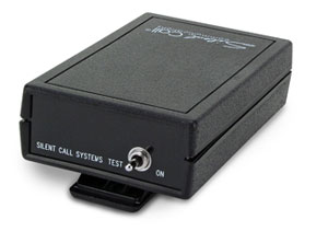 Silent Call Omni Page Receiver