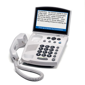 New Jersey CapTel 840 Telephone