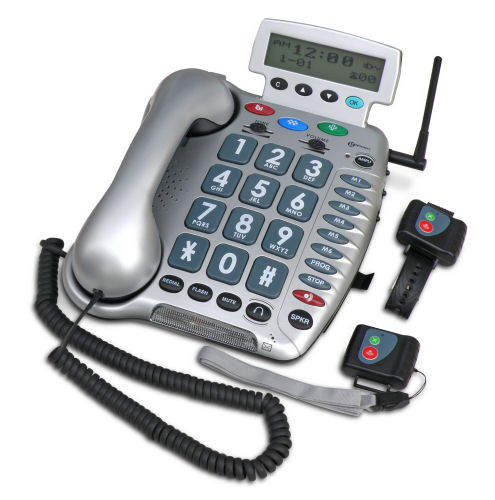 Geemarc Ampli 600 Emergency Response Telephone