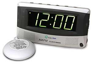 Sonic Alert FM Clock Radio
