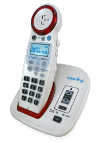 Clarity XLC3.4+ Cordless Amplified Telephone