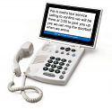 CapTel 880i Captioned Telephone (Federal)