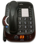 Clarity Alto Digital Extra Loud Big Button Speakerphone