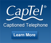 CapTel - Captioned Telephone